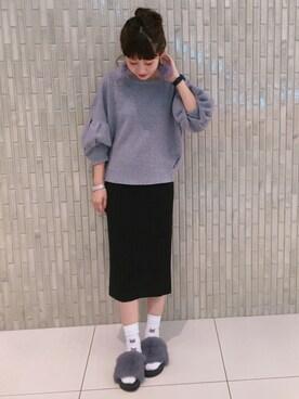 yuiさんの「キャンパー(TIMEX|タイメックス)」を使ったコーディネート
