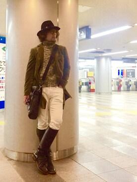 (KATHARINE HAMNETT LONDON) using this Joseph  looks