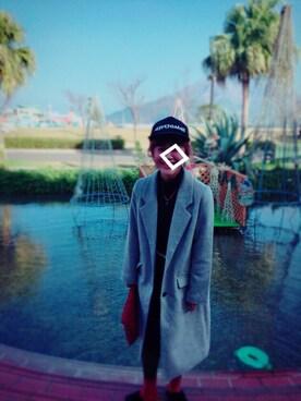 earth music&ecology 鹿児島イオン nishiyaaaaaanさんの(GYDA ジェイダ)を使ったコーディネート