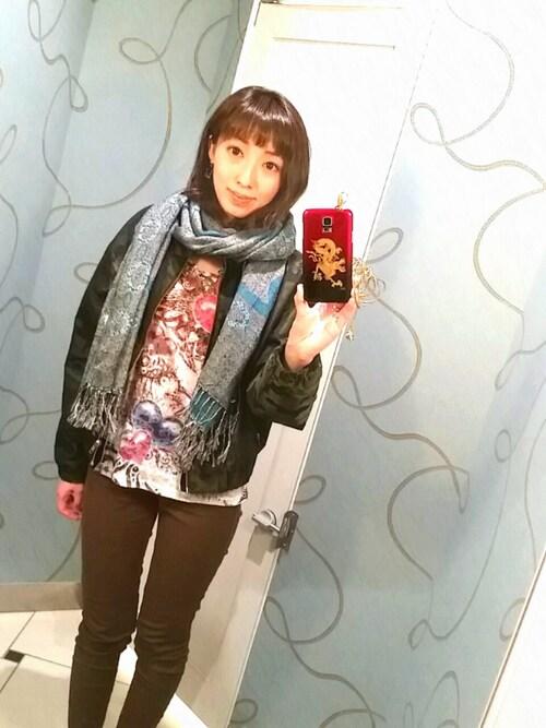 ◆◇◆MINAKO◆◇◆さんの(H&M)を使ったコーディネート