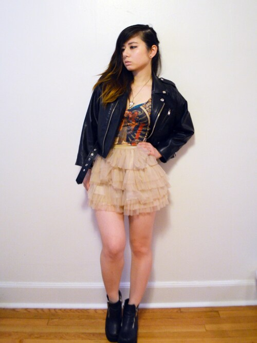 「Daria Boots(UNIF)」 using this LovelyBlasphemy looks