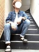 kaitoさんの「BY シルバー925 ピアス(BEAUTY&YOUTH UNITED ARROWS|ビューティアンドユースユナイテッドアローズ)」を使ったコーディネート