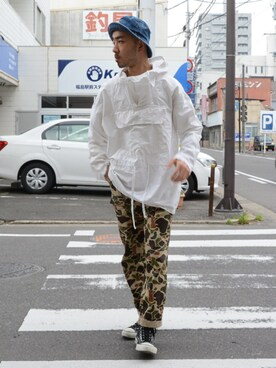 FUNS_FUKUSHIMAさんの(VINTAGE|ヴィンテージ)を使ったコーディネート