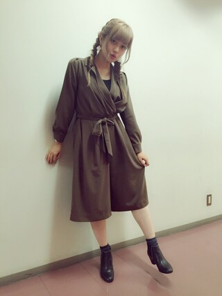 菊地亜美さんの(MIIA|ミーア)を使ったコーディネート