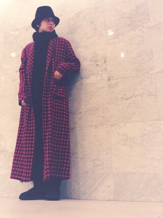武田航平さんの「古着屋さんでかったやつー。(USED)」を使ったコーディネート