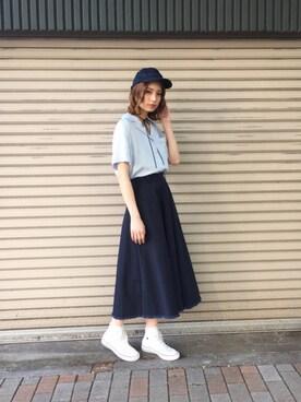 ジュエティ|yukanoさんの(CONVERSE|コンバース)を使ったコーディネート