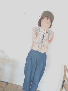 稲月 志美 looks