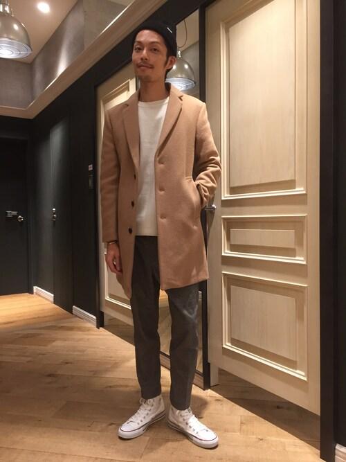 【季節別】メンズのノームコアな服装におすすめのブランド