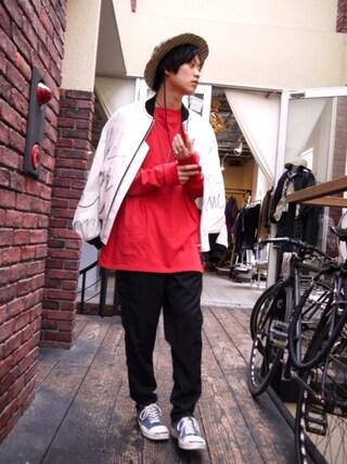 Ryusei Satoさんの(MAINTENANT)を使ったコーディネート