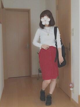 ナツさんの(RETRO GIRL|レトロガール)を使ったコーディネート