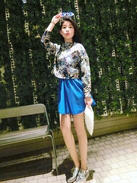 (H&M) using this Yui Ozawa looks