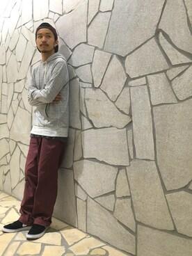 Ciaopanic新宿店|Matsuda Koichiさんの(S/DOUBLE|エスダブル)を使ったコーディネート