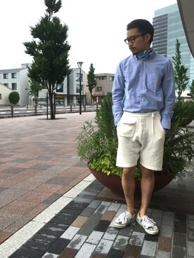 Ciaopanic新宿店 Matsuda Koichiさんの(Ciaopanic チャオパニック)を使ったコーディネート