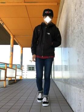 なおきさんの(THE NORTH FACE|ザノースフェイス)を使ったコーディネート