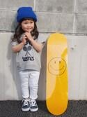 nikoさんの「JM Skate Deck(JACKSON MATISSE|ジャクソンマティス)」を使ったコーディネート