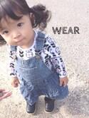 (babyGAP) using this Rinooon looks