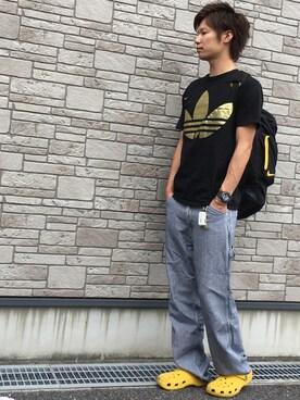 Ryu--taさんの(G-SHOCK|ジーショック)を使ったコーディネート