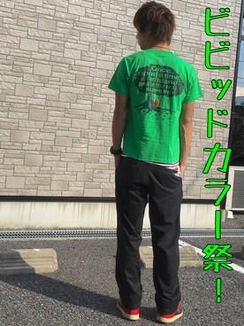 Ryu--taさんの(VOLCOM|ボルコム)を使ったコーディネート