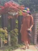 YOSHIKOさんの「SUNNY WEDGE(ROXY ロキシー)」を使ったコーディネート