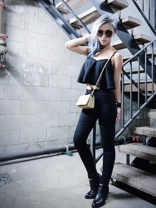 (asos) using this Gigi Lam looks