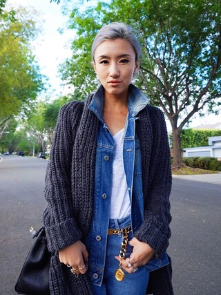 (TOPSHOP) using this Gigi Lam looks