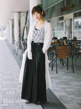 AMERICANRAGCIE(アメリカンラグシー)京都BAL店|橋本 桜さんのコーディネート