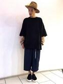 青木 / HAREなんばマルイさんの「SSファッショングラス 711062(LOWRYS FARM ローリーズ ファーム)」を使ったコーディネート