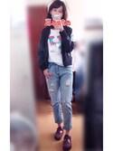 「Levi's Vintage Clothing 1967 Customized 505 Jeans(Levi's)」 using this Aasta *Asuka looks