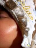 yukaさんの「GOODNIGHTベアbabyブランケット(gelato pique Baby&Kids|ジェラートピケ ベイビーアンドキッズ)」を使ったコーディネート