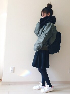 chakoさんの(adidas originals|アディダスオリジナルス)を使ったコーディネート