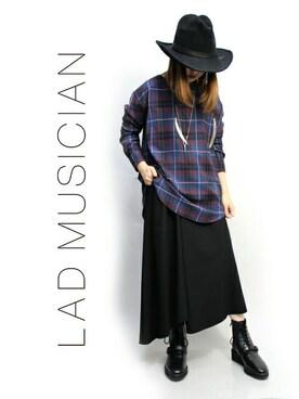 ANCHOR|ANCHORさんの(LAD MUSICIAN|ラッドミュージシャン)を使ったコーディネート