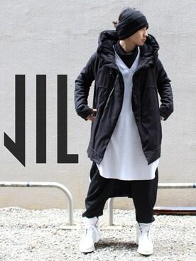 ANCHOR|ANCHORさんの「Mods coat(NILøS [ニルズ])」を使ったコーディネート