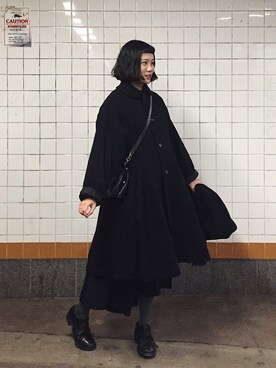 (COMME des GARCONS) using this Bambi looks