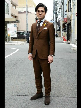 ONLY ONLINE STORE|ONLY Think SUIT.さんの「シャツ>ブルー/無地(ONLY)」を使ったコーディネート