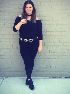 (forever 21 plus) using this Jeri Ann Andre looks