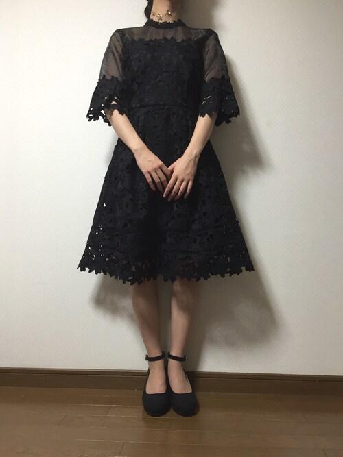 結婚式 服装 40代