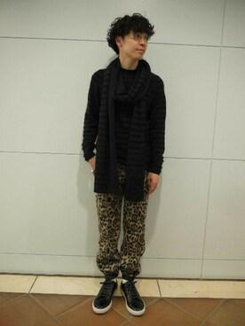 MIDWEST OSAKA|fujisakiさんの「603 無地×リブクルーソックス(603)」を使ったコーディネート