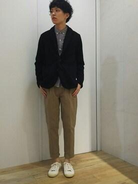quadro 名古屋ナディアパーク店|naoさんの(quadro|クオドロ)を使ったコーディネート