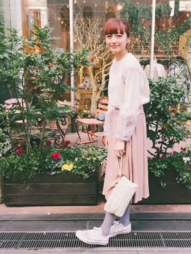 flower堀江店|江本るり恵さんの(flower|フラワー)を使ったコーディネート