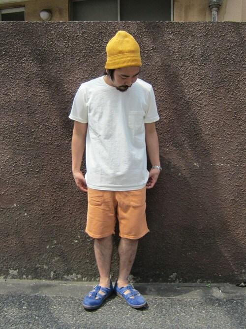 黄色のニット帽で目指せ大人メンズコーデ!注目アイテム&春~夏のお役立ちメンズコーデ紹介