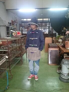 OWL|yusuke さんの(miraco)を使ったコーディネート