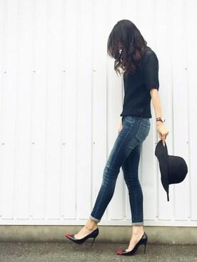 Select Shop Mimi Narumi ♡さんの(UNIQLO)を使ったコーディネート