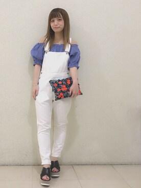 アナザーエディション 新宿フラッグス店|asukaさんのコーディネート