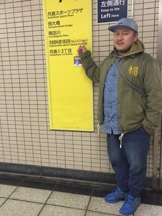 "Shibuya""T""|Tadahiro  Itoさんの「BLACK WEIRDOS(BLACK WEIRDOS)」を使ったコーディネート"