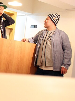 "Shibuya""T""|Tadahiro  Itoさんの「ベースボールシャツが入荷してます。(古着)」を使ったコーディネート"
