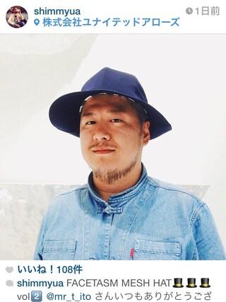 "Shibuya""T""|Tadahiro  Itoさんの「FACETASM x UNITED ARROWS&SONS(FACETASM|ファセッタズム)」を使ったコーディネート"