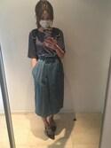 怜ちゃんさんの「Roadie / BUDDY(marimekko マリメッコ)」を使ったコーディネート
