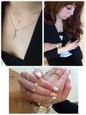 yorozzzuさんの「Fortuna cross stretch bracelet limited stone/ブレスレット(con affetto(original)|コン アフェット)」を使ったコーディネート