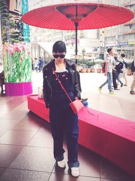 「RAY-BAN Sunglasses(Ray-Ban)」 using this Lily looks