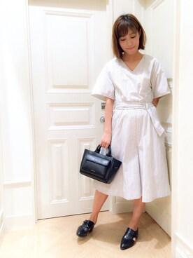 FRAY I.D|kazuki haniokaさんの(FRAY I.D|フレイ アイディー)を使ったコーディネート